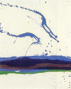 motherwell  Manchas abstractas