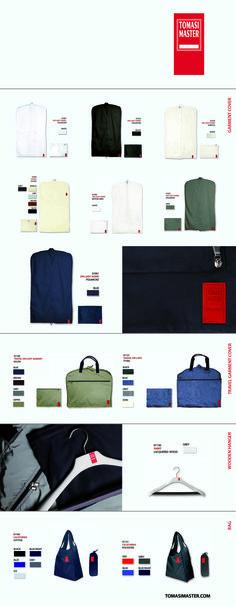 Tomasi Master Red Label #fashionpackaging