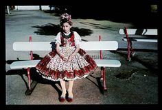 From Váralja, NHA Néprajzi Múzeum | Online Gyűjtemények - Etnológiai Archívum, Diapozitív-gyűjtemény Folk Costume, Traditional Design, Dance Costumes, Traditional Dresses, Hungary, Embroidery Patterns, Captain Hat, Military, Culture