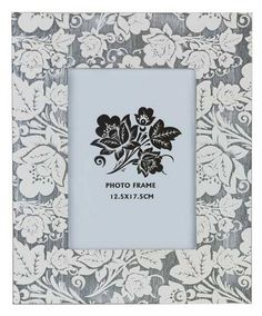 Hoja Frame - Large (22W x 27H cm) RRP $28 from 1825 Interiors at Crossroads Homemaker Center