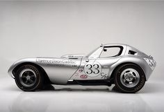 1964 Cheetah Race Car. Via Barret-Jackson