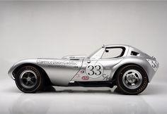 1964 Cheetah Race Car. Via Barret-Jackson
