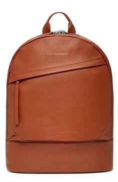 Want Les Essentiels De La Vie Men's Kastrup Leather Backpack | Bag