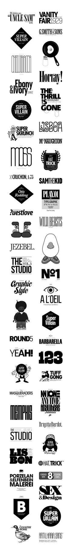 GRAPHIC STYLE - #andre #beato #typo #portuguese #graphic #designer #illustrator