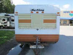 Check out this 1978 Shasta Tag-A-Long Go Tag listing in South Burlington, VT 05403 on RVtrader.com. It is a Travel Trailer and is for sale at $3995.