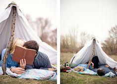 Super cute engagement photo ideas