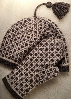 Knit Mittens, Knitted Shawls, Mitten Gloves, Yarn Projects, Knitting Projects, Knit Crochet, Crochet Hats, Intarsia Patterns, Yarn Inspiration