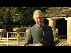 The Campaign for Wool - at about 4 min, he speaks to the beneficial properties of wool.