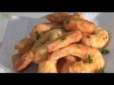Recette des Beignets de crevettes - 750 Grammes - YouTube