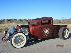 Ford : Model A truck 1930 Model A truck   chopped/ - http://www.legendaryfinds.com/ford-model-a-truck-1930-model-a-truck-chopped/