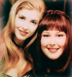 Carnie and Wendy Wilson from Wilson Phillips and daughters of singer Brian Wilson
