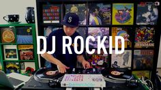 Bedroom Sessions: DJ Rockid