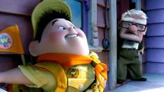 Up. The best movie ever.
