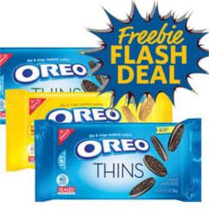 FREE Oreo Thins at Food Lion on http://www.icravefreebies.com/