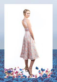 VEJITS  S/S17 Backless, Womens Fashion, Dresses, Vestidos, Women's Fashion, Dress, Woman Fashion, Gown, Outfits