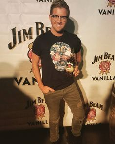 "1,703 Likes, 28 Comments - Billy Gilman (@billygilmanofficial) on Instagram: ""Drink responsibly. #premiereparty #jimbeamvanilla"""
