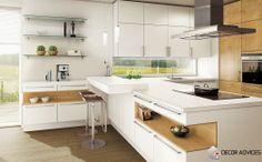 Kitchen Design Ideas 2014  Get The Best Looks For Kitchen With Interior Kitchen Designers