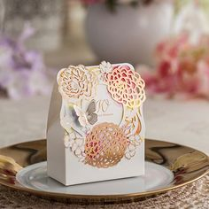 wedding favor box ewfb080