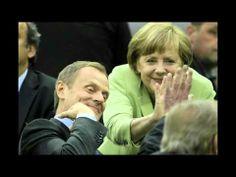 Ona Tańczy Dla Mnie - Donald Tusk i Angela Merkel - Parodia ClarkTV.pl - YouTube