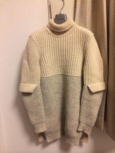 セリーヌ ウールセーター フィービーデザイン oversized turtleneck knit (xs) •...