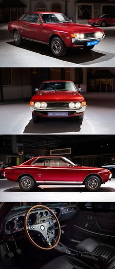 Awesome Toyota 2017: 1970 Toyota Celica / TA22 / Japan / red... 4 Score Check more at http://carsboard.pro/2017/2017/01/28/toyota-2017-1970-toyota-celica-ta22-japan-red-4-score/