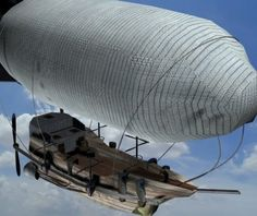 """HowStuffWorks """"Steampunk Blimps: Airships that Will Take You Back to the Future"""""""
