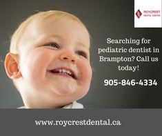 Roycrest Dental Center is one-stop for all your dental needs - from dental cleaning, teeth whitening, dental implants, dentures to root canal treatments & more. Childrens Dentist, Kids Dentist, Pediatric Dentist, Best Dentist, Root Canal Treatment, Dental Center, Dental Implants, Oral Hygiene, Oral Health