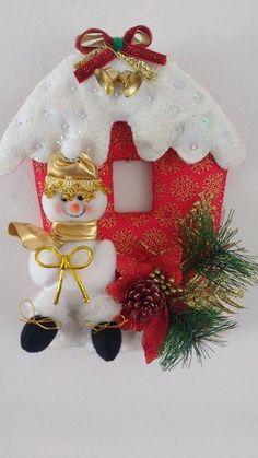 Felt Christmas, Christmas Humor, Christmas Crafts, Christmas Decorations, Xmas, Christmas Ornaments, Holiday Decor, Felt Patterns, Sewing Patterns
