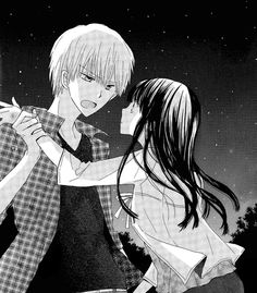 Last Game. I used to be obsess with this manga but I feel like its dragging on for too long. I recommend this to anyone who likes slow love story Manga Love, Manga To Read, Anime Love, Romantic Anime Couples, Cute Anime Couples, Manga Couple, Couple Cartoon, Last Game Manga, Manga Art