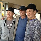Captain Picard, Spock and Gandalf walk into a bar... - Imgur
