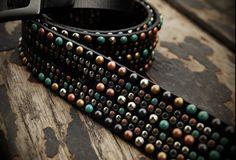 Handmade-Custom-rivet-personalized-gift-Leather-tooled-men-beige-black-_-cool_belt_3_1024x1024.jpg (JPEG Image, 610×414 pixels)