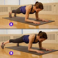 6 Moves for Strong and Toned Abs http://www.womenshealthmag.com/fitness/toned-abs-workout