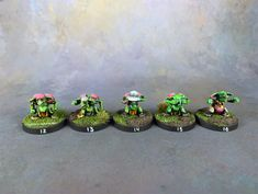 My Blood Bowl Ogres and now converted and painted. I had a blast painting this team and I hope you enjoy the pictures. Blood Bowl, Game Workshop, Having A Blast, Light Reflection, Keep It Simple, In The Flesh, Goblin, Give It To Me, Painting