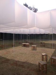 Machi-Yatai project, Tokyo Geijutsu Daigaku, 2009