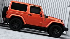 Jeep Wrangler Sahara 2.8 Diesel 2DR (M) - Chelsea Truck Company Military Edition CJ300   (Image Shown with Optional Extras: Complete Colour Change in Copper.)