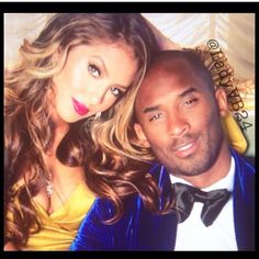 Drunk in Love - Kobe Bryant and Vanessa Bryant