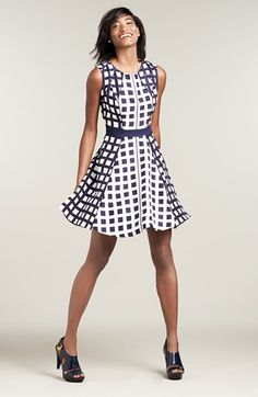 Jessica Simpson Dress & Accessories available at #Nordstrom