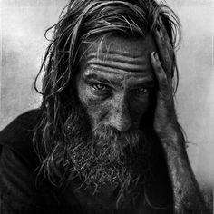 Người vô Gia cư /The Homeless -by Lee Jeffries-