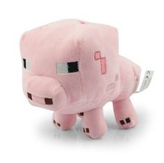 Do you love Minecraft? Villain's-Mart loves Minecraft too and what better to have on your bed or on your desk than a nice villainous plush doll of your favorite monsters from Minecraft. Below are the