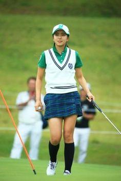 堀琴音(ほりことね/東芝所属)選手「ミヤギテレビ杯ダンロップ女子オープンゴルフトーナメント」