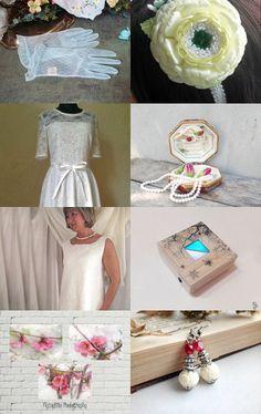 Wedding.Spring time. by Inga Vasiljeva on Etsy--Pinned with TreasuryPin.com