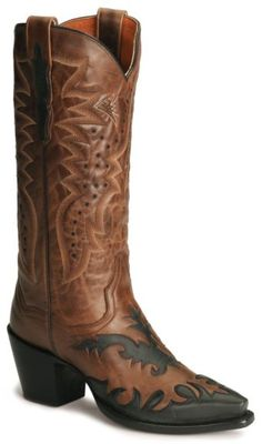 Dan Post Wynona Wingtip Western Boots available at #Sheplers