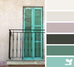 shuttered hues