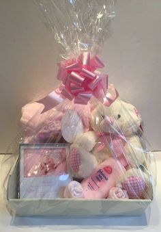 Baby Girl Gift Basket Baby Hamper Baby Shower Gift New Born Baby Girl Pink Baby Girl Gift Basket Baby Hamper Baby Shower Gift New Born Baby Girl Pink Baby Girl Gift Baskets, Baby Gift Hampers, Baby Hamper, Baby Girl Gifts, Baby Girl Presents, Regalo Baby Shower, Baby Shower Gifts, My Little Baby, Baby Bottles