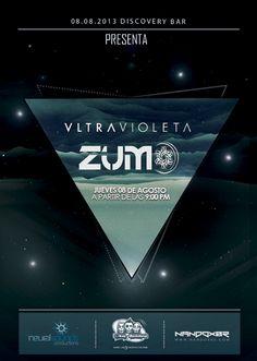 Cresta Metálica Producciones » Vltravioleta y Zumo para rockear este 08 de agosto en Discovery Bar!!!