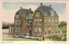 Emma Kinderhuis Wijk aan Zee Canon Jeugdzorg Nederland,
