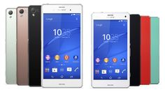 Sony Xperia Z3 vs Xperia Z3 Compact: Design, Specs, Camera, Features