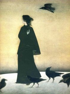 Crows Ravens, Will Barnet, The Crows, Barnet 19112012, The Ravens, Art, Ravens Crows, 20 Blackbird, Black Birds