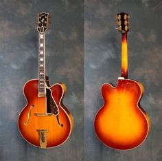 Gibson L5 with Byrdland neck