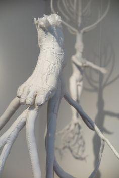 soft sculptures - Karine Jollet